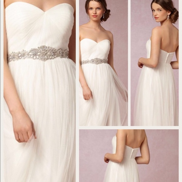 6f5733664a9 Jenny Yoo Dresses   Skirts - Jenny Yoo Annabelle Convertible Wedding Dress
